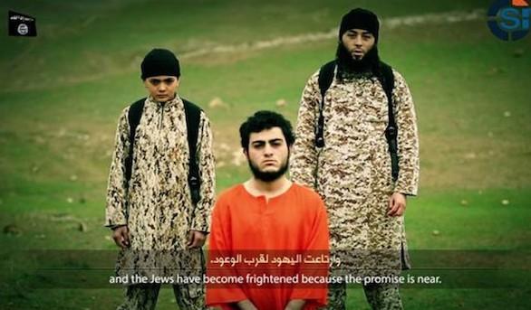 Estado Islámico vuelve a utilizar a un niño para uno de sus vídeos de propaganda