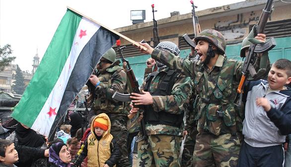 Los rebeldes sirios rechazan la tregua: 'Ni estamos de acuerdo ni la cumpliremos'