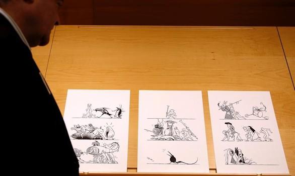 Un cómic se suma al V centenario del Bosco en el Museo del Prado