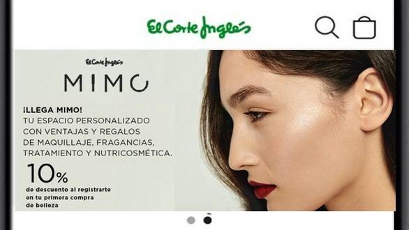 El Corte Inglés presenta MIMO, un plan personalizado de perfumería y cosmética