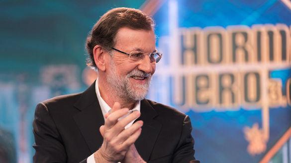 Rajoy impulsa a El Hormiguero y eclipsa a GH VIP