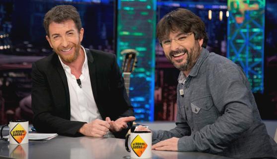 Audiencias. Jordi Évole afianza el liderazgo de El Hormiguero