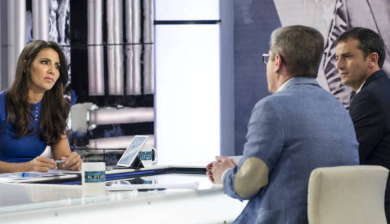 Antena 3, imbatible, y mejoría de LaSexta con la exclusiva de Pastor
