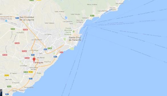 Detenido un hombre por matar a una mujer en Tenerife