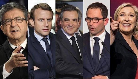 Francia se asoma a las urnas con todo por decidir