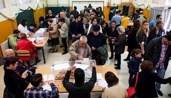 La jornada electoral se ha desarrollado con total normalidad