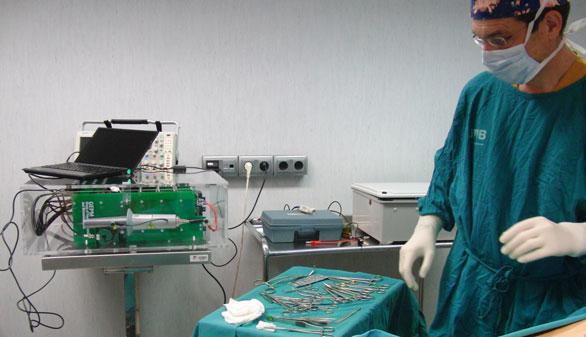 Investigadores españoles desarrollan nuevo método para destruir tumores