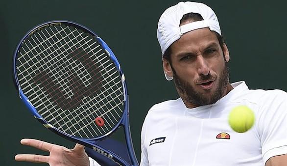 Wimbledon. Feliciano, tras ganar:
