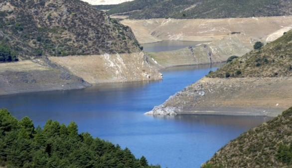 Crisis del agua: los embalses se encuentran al nivel más bajo desde 1995