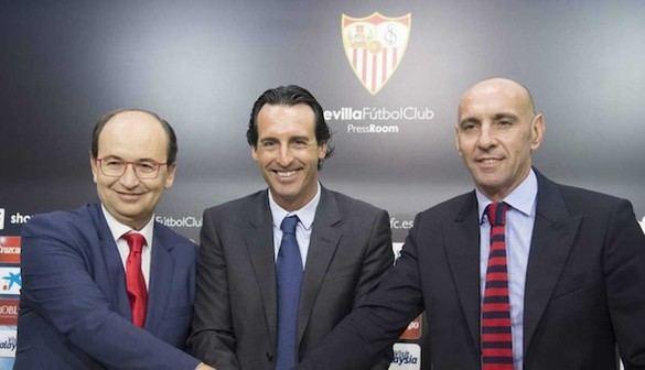 El Sevilla anuncia la marcha de Emery, que negocia con el PSG