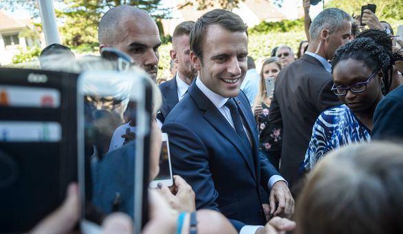 Los sondeos auguran la victoria de Macron en las legislativas