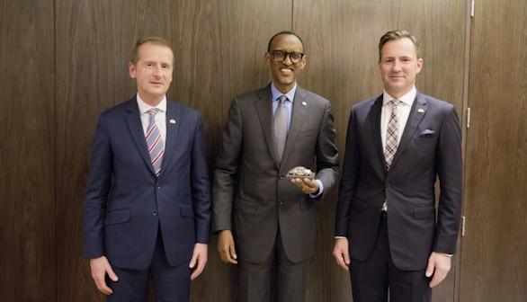 Volkswagen crea un concepto de movilidad integral en Ruanda