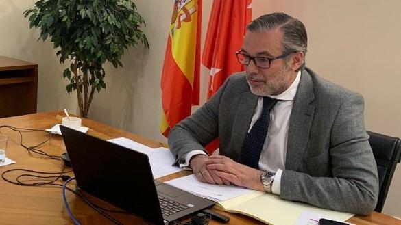 Madrid cuestiona el reparto de fondos europeos del Gobierno para Justicia