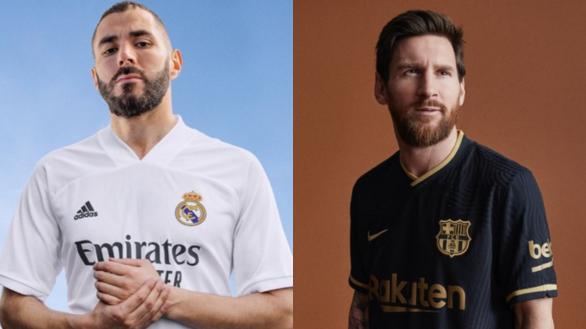 Atlético, Real Madrid y Barça presentan equipaciones para la nueva temporada