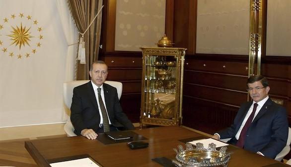 Erdogan, a favor de unos comicios el 1 de noviembre