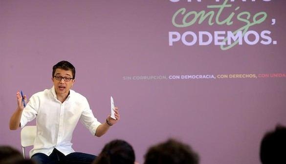 El programa cultural de Podemos: IVA reducido y un estatuto del artista