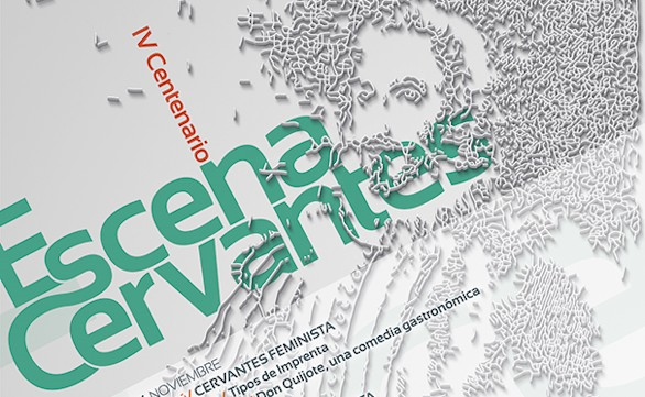 La Sociedad Cervantina presenta el festival 'Escena Cervantes'