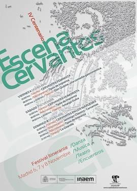 La Sociedad Cervantina presenta el festival itinerante Escena Cervantes
