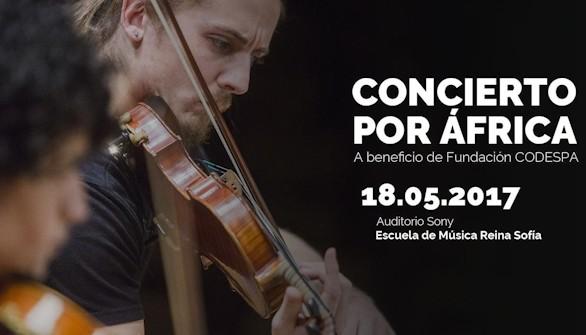 Nuevo concierto solidario de la Escuela de Música Reina Sofía