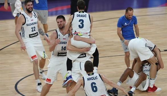 Eslovenia es la nueva reina del baloncesto europeo