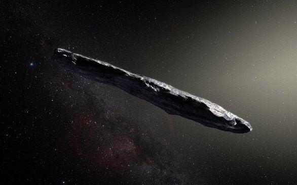El primer asteroide interestelar observado no se parece a nada visto antes