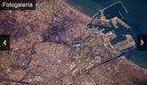 Madrid, Barcelona, Valencia y Sevilla desde el espacio