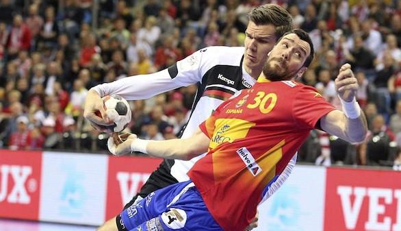 España se queda con la plata en el Europeo de balonmano