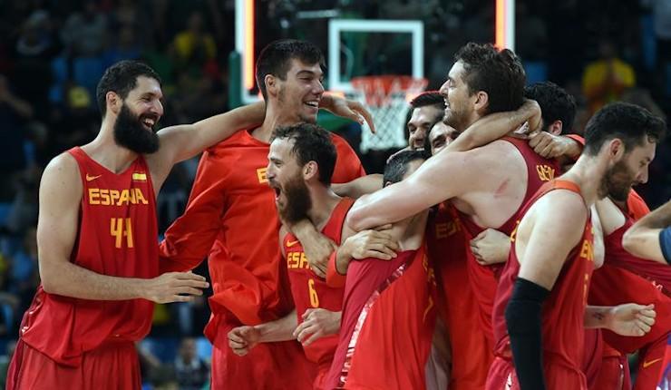 La España de Gasol pone el broche de oro con un bronce en Río