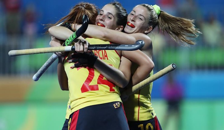 España cumple ante Corea y pasa a cuartos