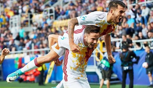 La sub 21 española, a semifinales de la Eurocopa tras vencer a Portugal
