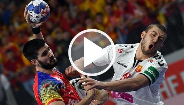 Europeo de balonmano. España somete a Macedonia, de camino a las semis | 20-31
