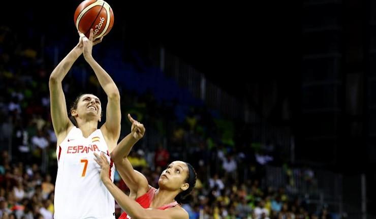 España gana a Canadá y se medirá en cuartos de final Turquía