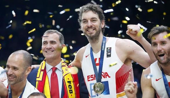 La España de un Pau Gasol irrepetible, de oro en el Eurobasket