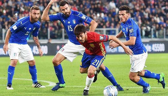 España, Italia, el orgullo y el Mundial   20:45/La1