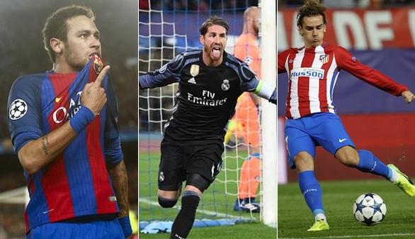 Tres equipos españoles, entre los ocho mejores de Europa