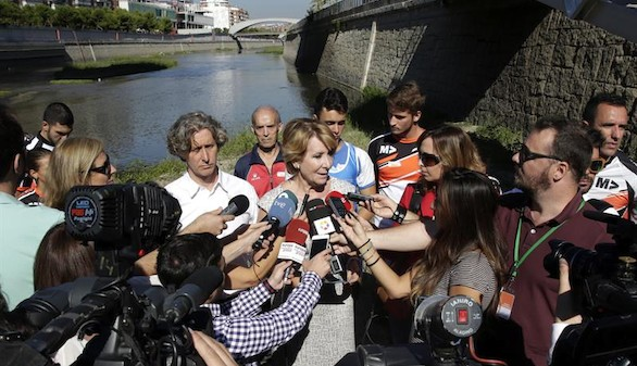 Aguirre dice que el Congreso del PP