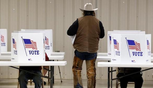 Elecciones de EEUU 2016: una cita con la Historia, en fotos