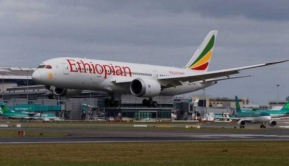 Dos españoles entre los 157 fallecidos al estrellarse un avión en Etiopía