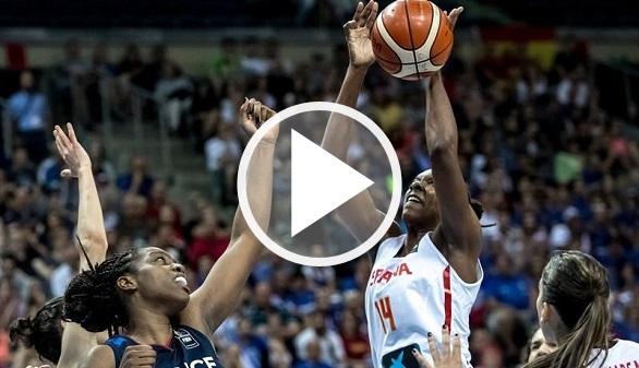 España arrolla a Francia y logra su tercer Eurobasket | 71-55