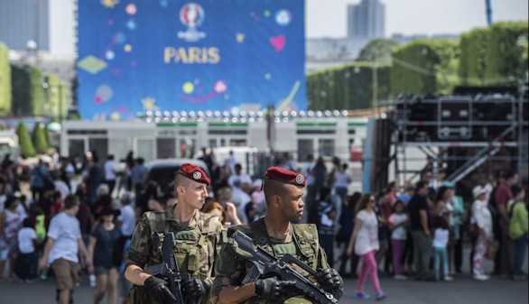 Francia abortó un ataque