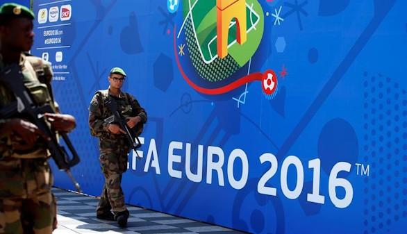 Francia se blinda para proteger la Eurocopa del terrorismo
