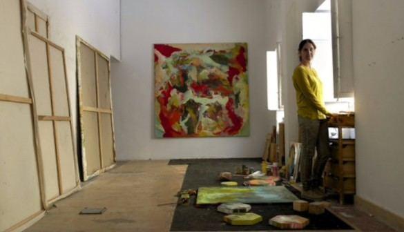 Sedimentos, de Cristina Rodrigo, en Madrid a partir del 20 de octubre