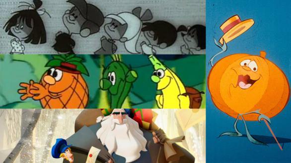 Una exposición en Madrid repasa la historia de la animación española