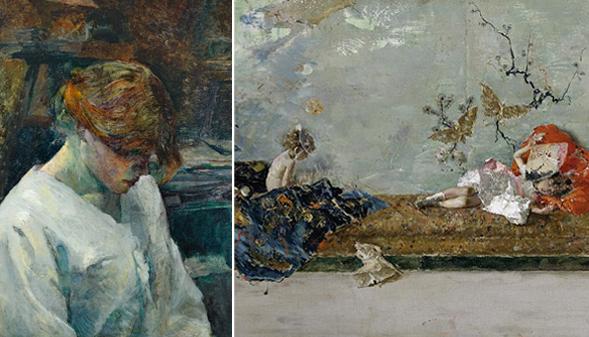 Fortuny, Picasso o Zuloaga, en las exposiciones del otoño en Madrid