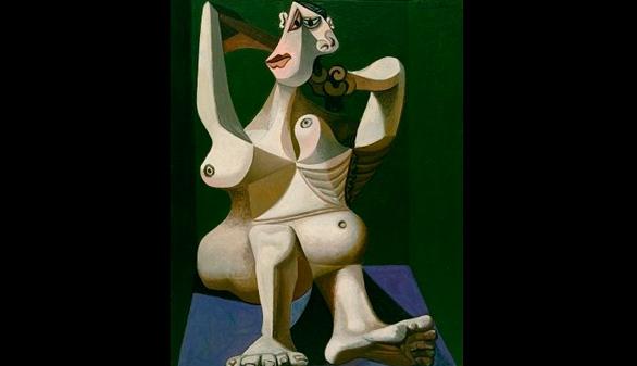 Un seguro de 753 millones de euros para 51 obras de Picasso