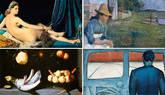 Ingres, Kandinsky y Munch en las exposiciones del otoño