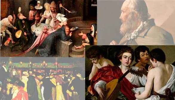 Caravaggio, El Bosco, Warhol o Miró, en las exposiciones de 2016