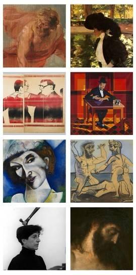Rubens, Sorolla, Warhol, Chagall y Brassaï, protagonistas de las exposiciones de 2018