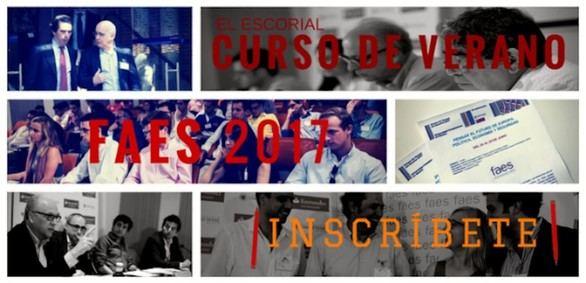 FAES organiza el curso 'Pensar el futuro de Europa: política, economía y seguridad'