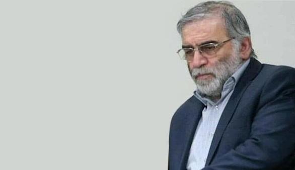 El científico nuclear iraní Mohsen Fajrizadeh.